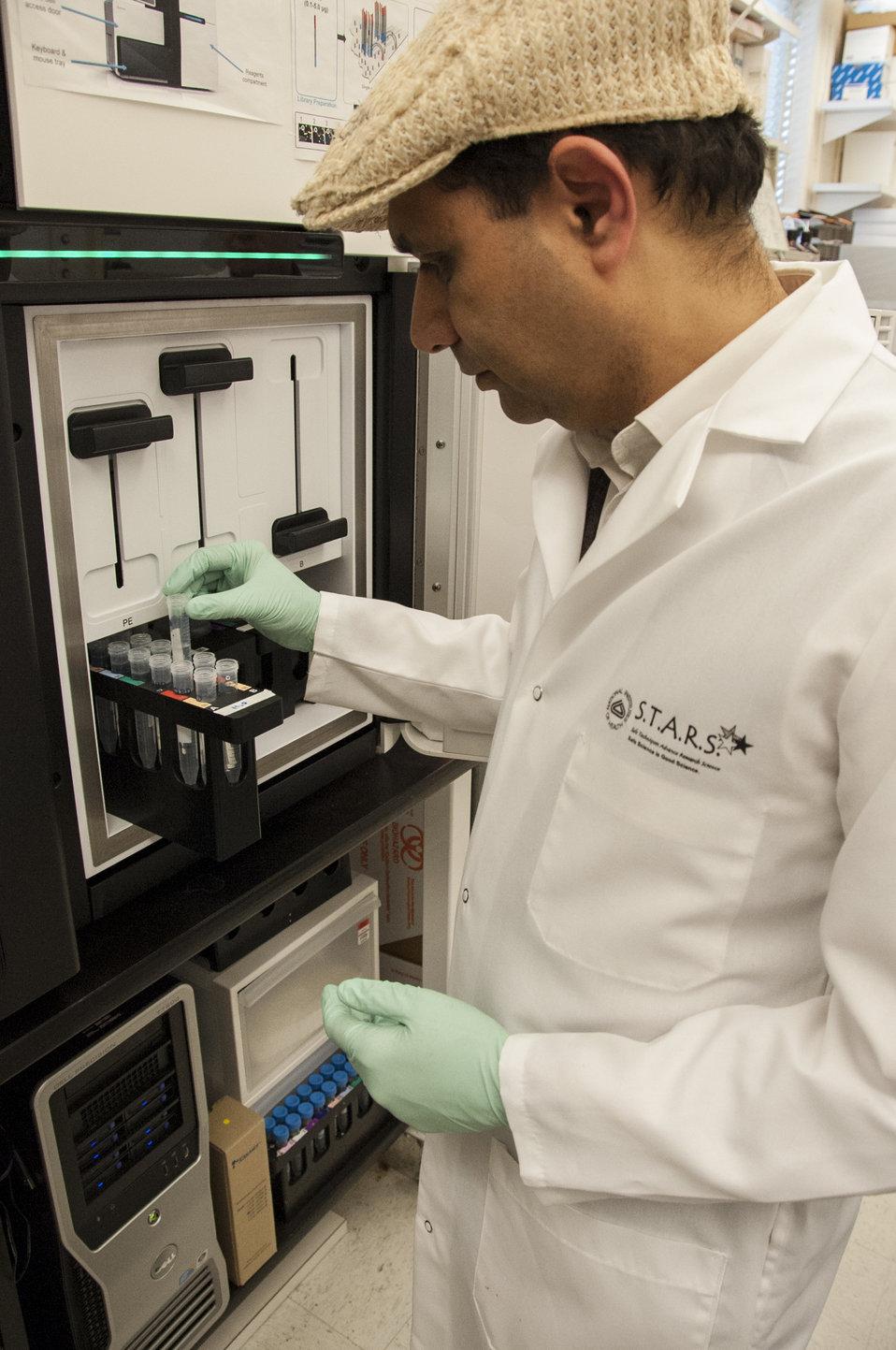 Bio Threats: FDA's A-Team (6328)