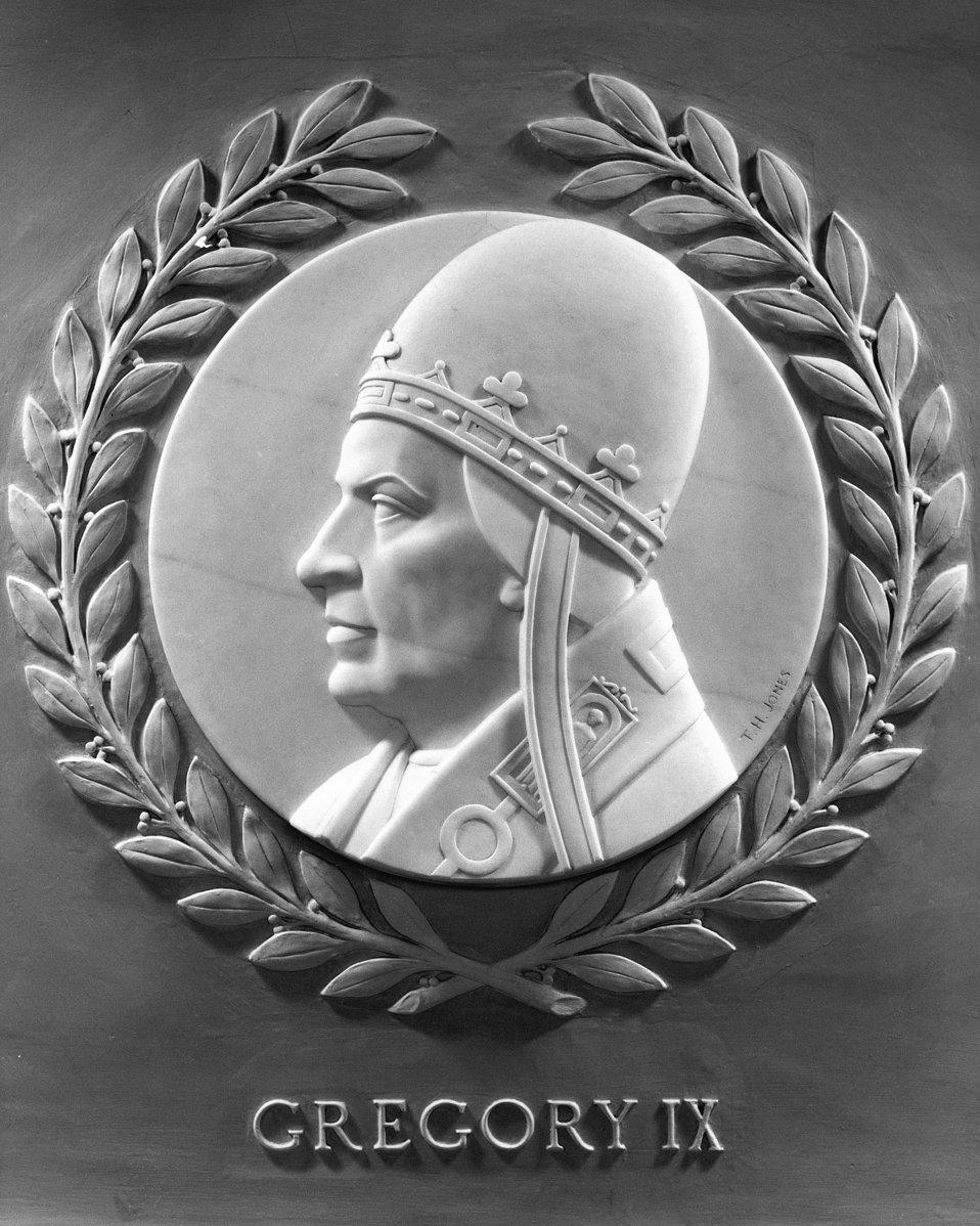 Gregory IX (c. 1147-1241)