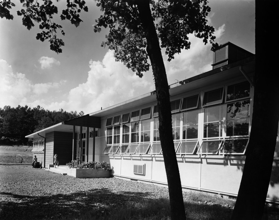 Clinton Engineering Works Elementry School Oak Ridge 1944