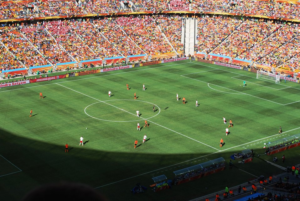The Netherlands Plays Denmark