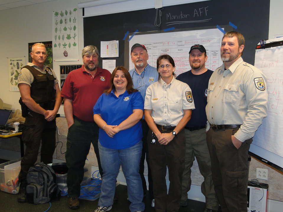 U.S. Fish and Wildlife Service All Risk Team (PA)
