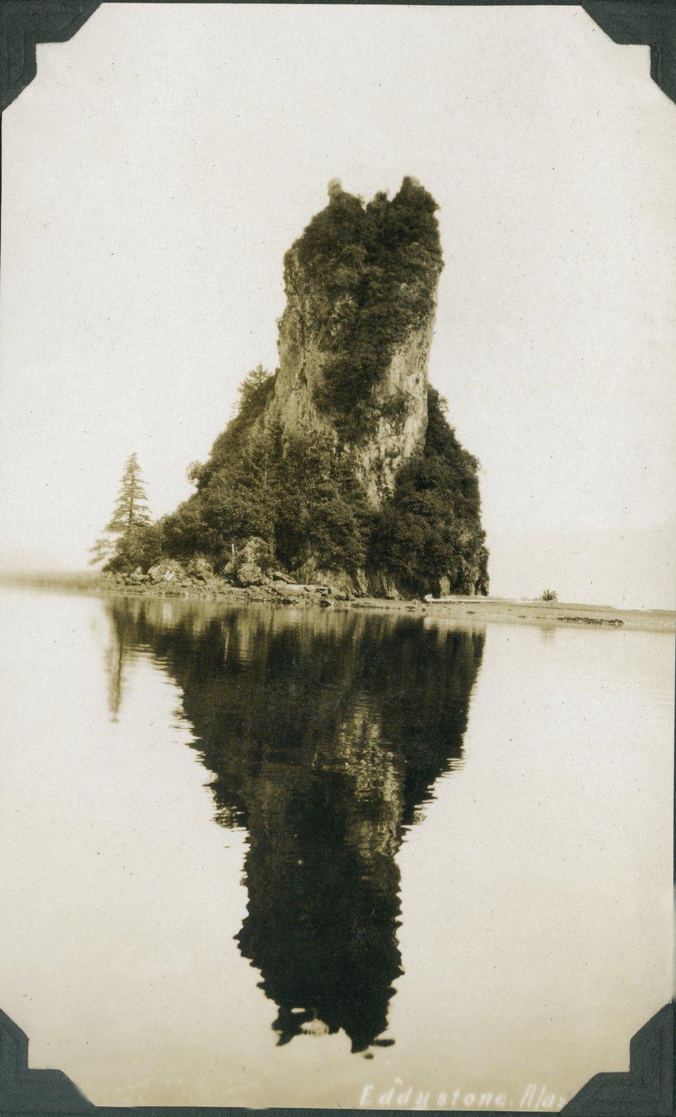 New Eddystone Rock, named for Eddystone Lighthouse.