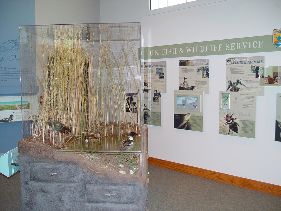 Kettle Pond Visitor Center