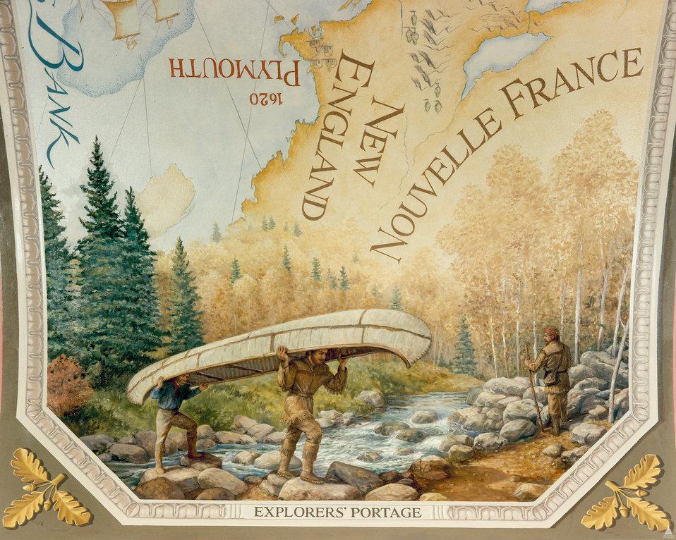 Explorers' Portage