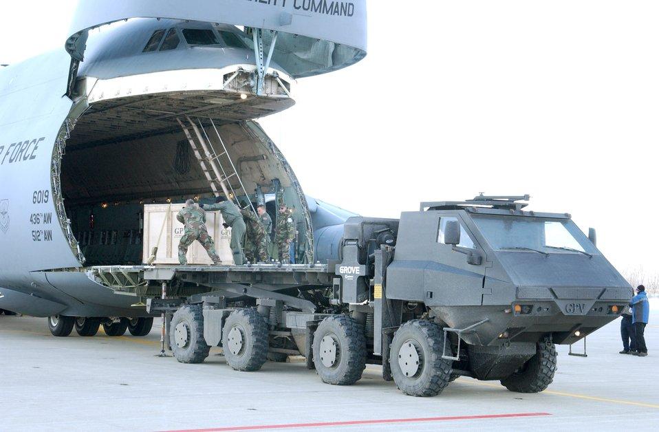 Guard Airmen help drive transformation