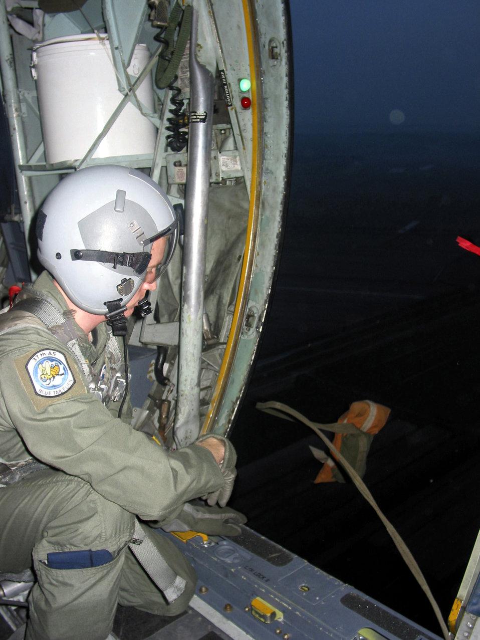 Airmen train in Italy