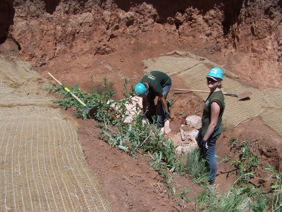Preventing Erosion