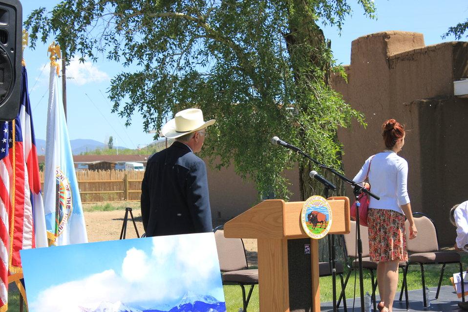 Historic Conservation Easement in Sangre de Cristo Mountains