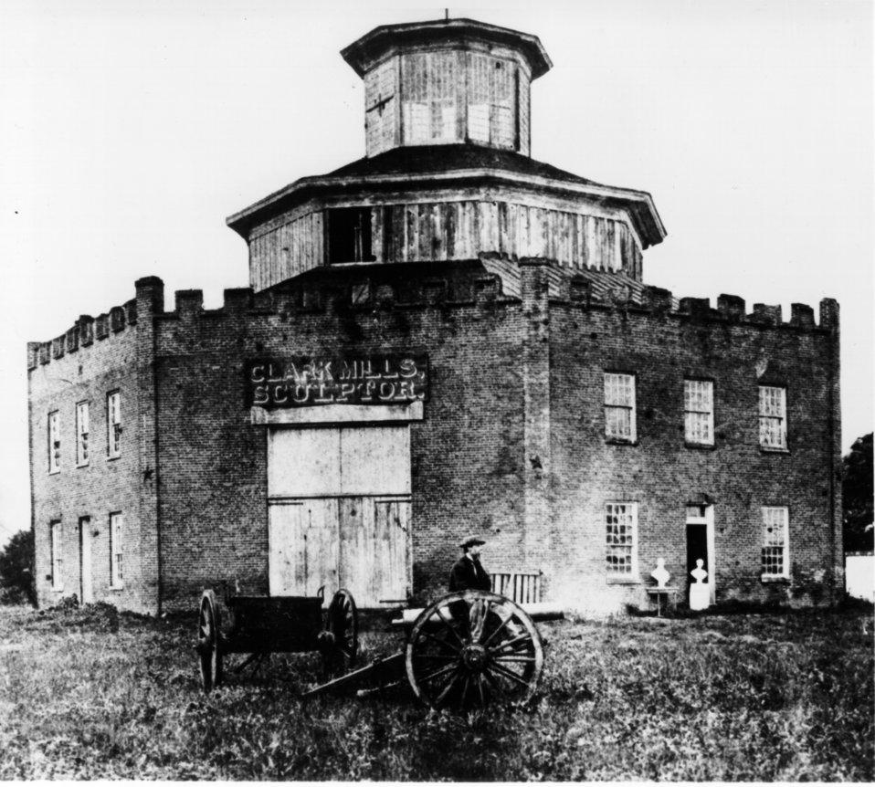 Clark Mills's Foundry
