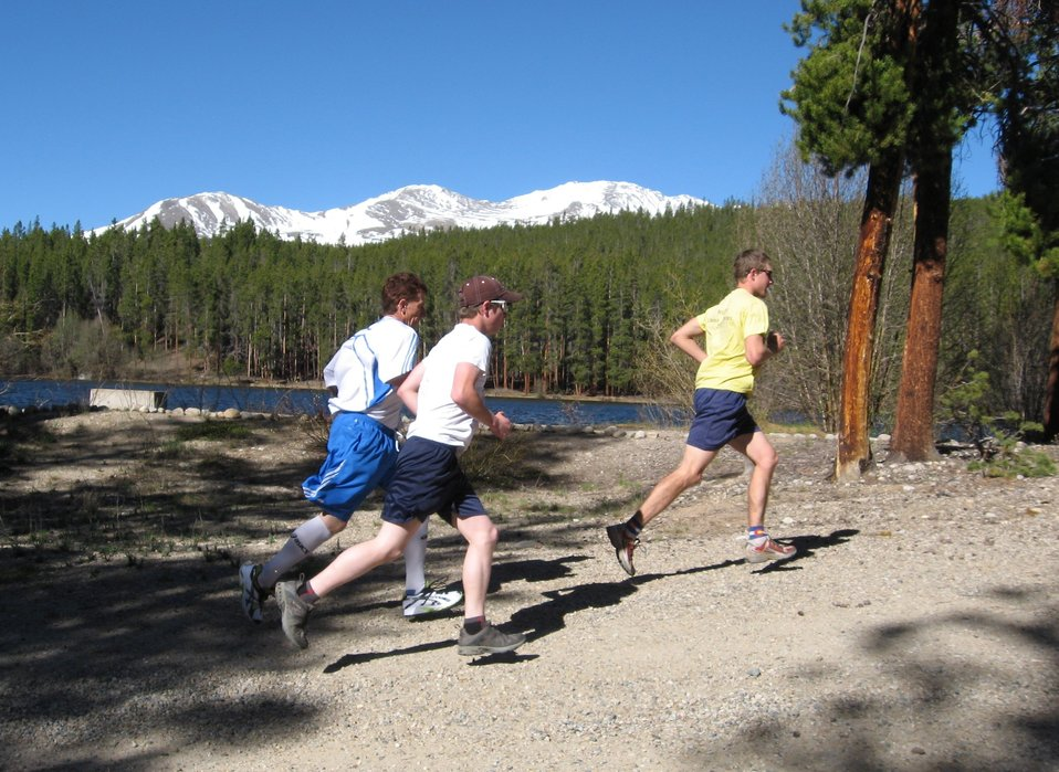 Leadville National Fish Hatchery 5K