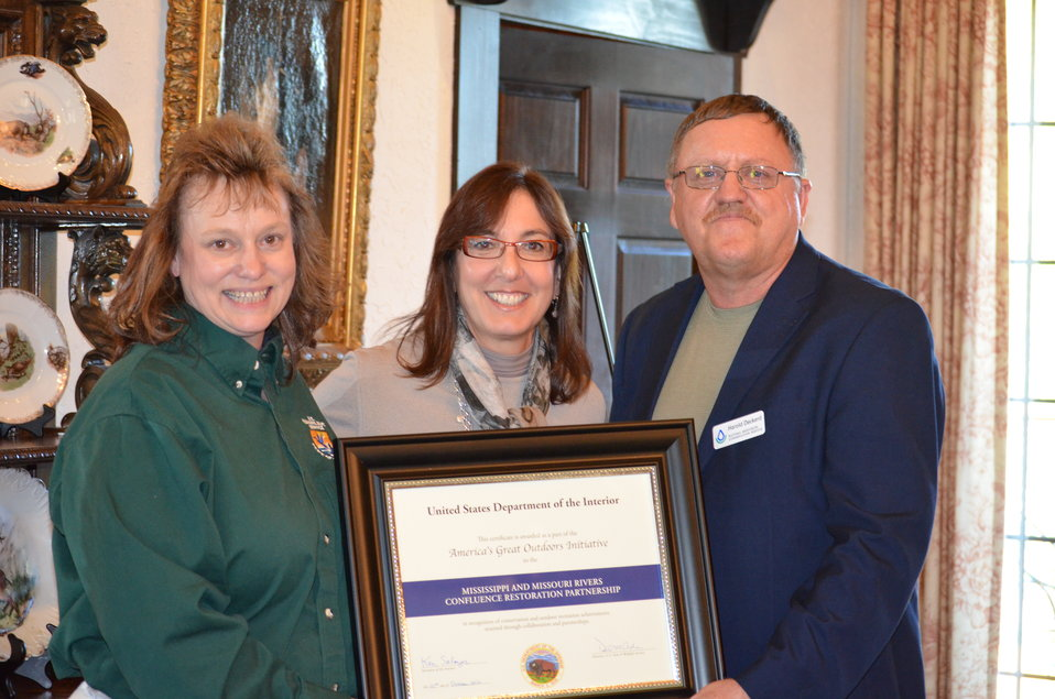 Honoring USDA Natural Resources Conservation Service