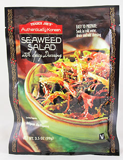 RECALLED – Seaweed salad
