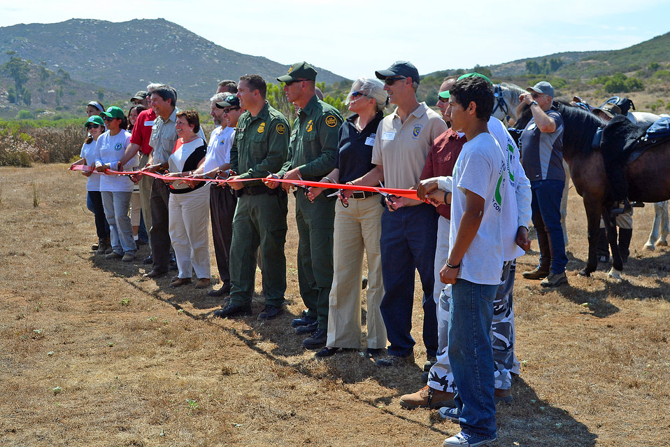 Hidden Valley Ribbon Cutting