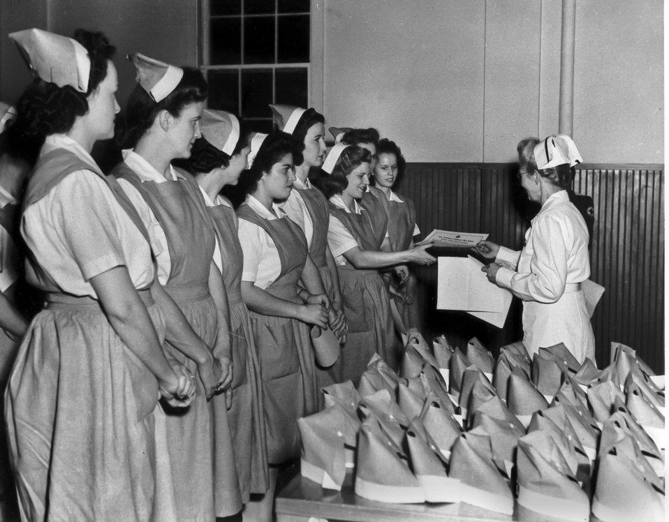 Nurse Graduation Class Oak Ridge