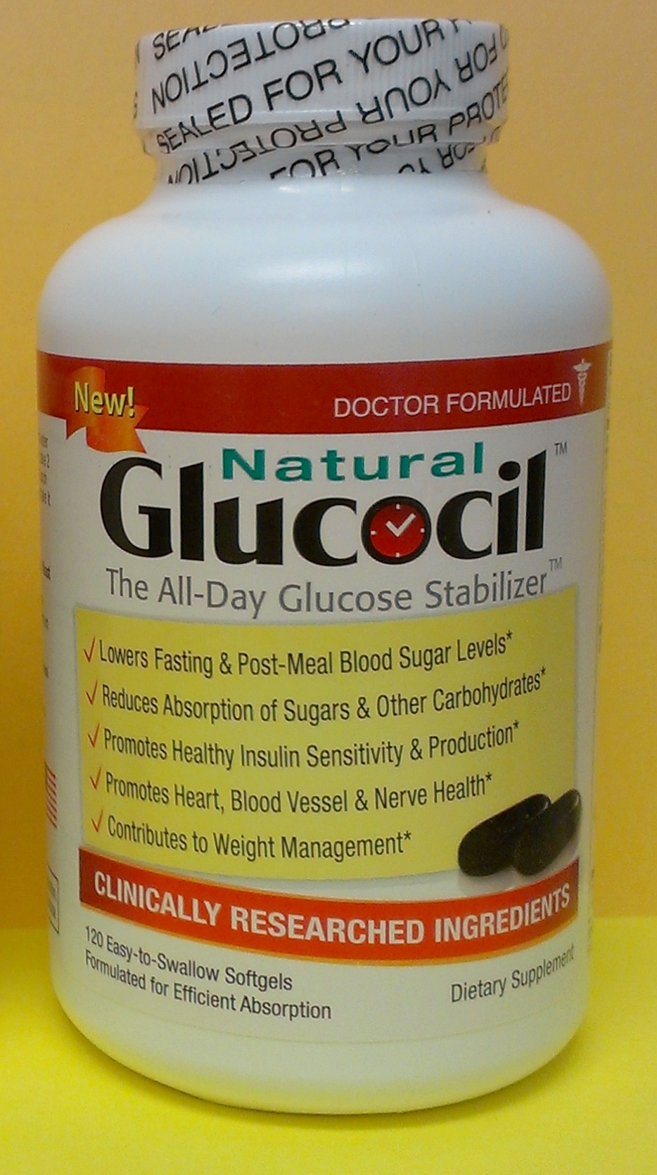 Illegally Sold Diabetes Treatments - Glucocil