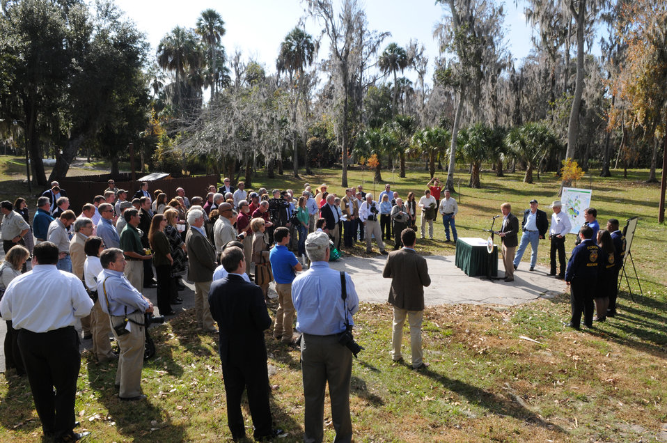 Event Announcing Everglades Headwaters NWR