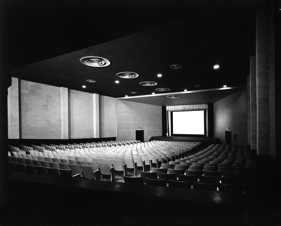 Center Theater Oak Ridge 1944