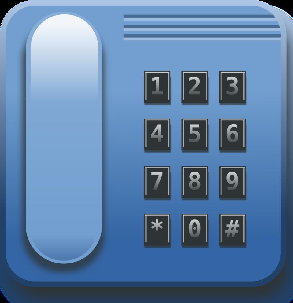 Blue Phone