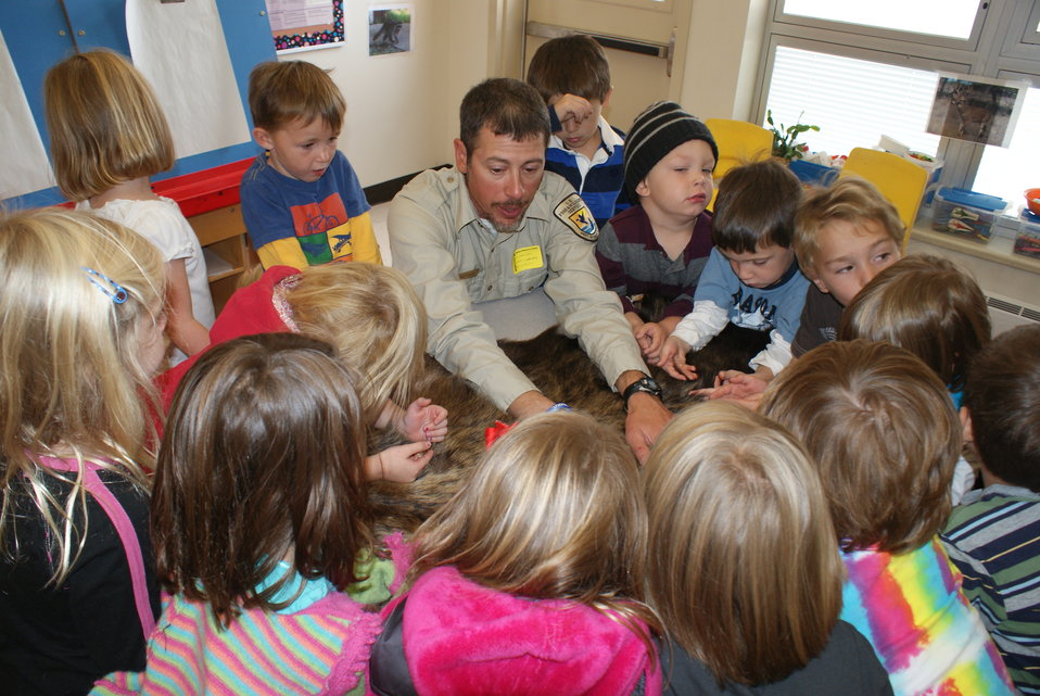 Scientists in the Community Program