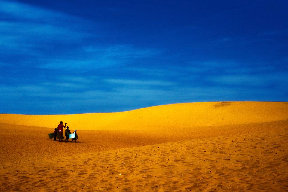 Mui ne sand dunes #2