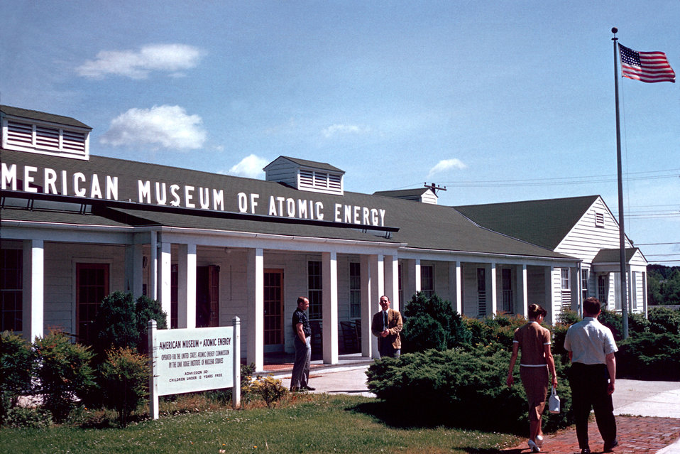 American Museum of Atomic Energy Oak Ridge