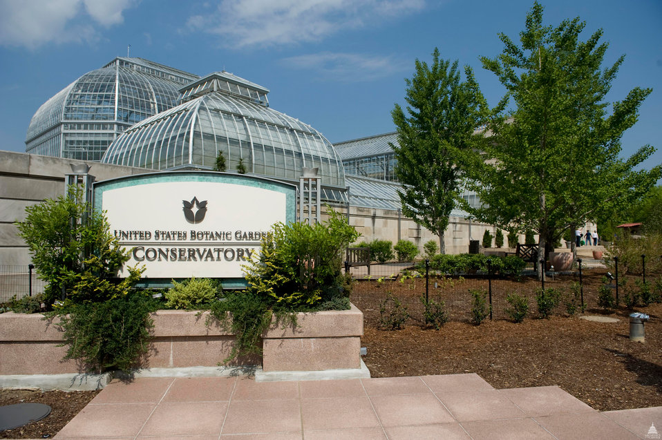U.S. Botanic Garden Convervatory