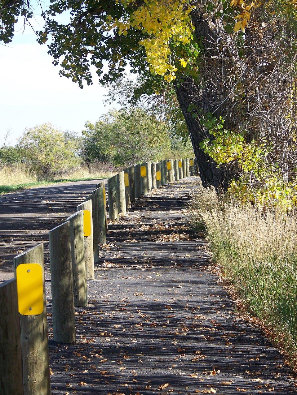 Display Pond Trail