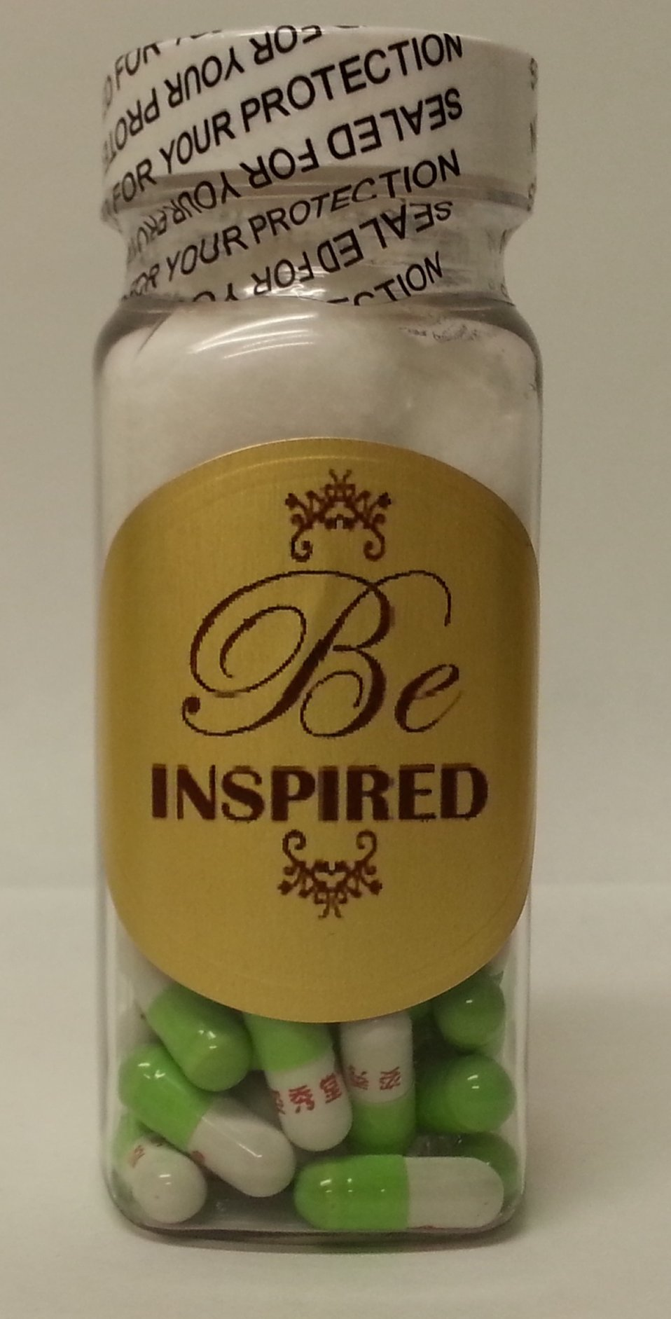 Be Inspired 10-10-2013 sibutramine, phenolphtalein