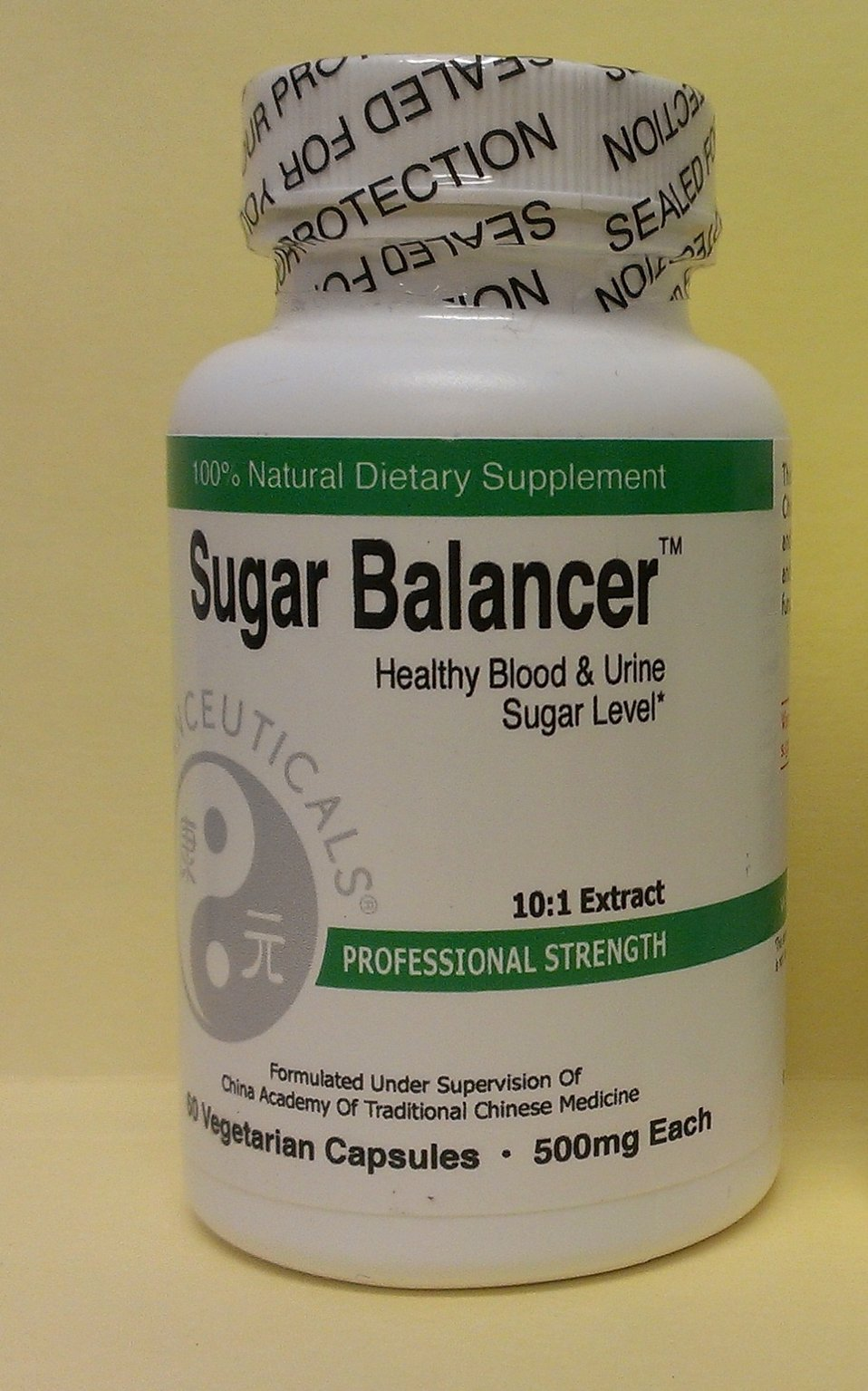 Illegally Sold Diabetes Treatments - Sugar Balancer