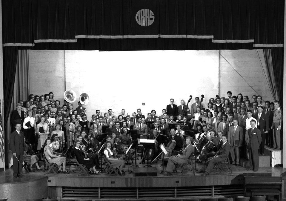 Oak Ridge Symphony 1948