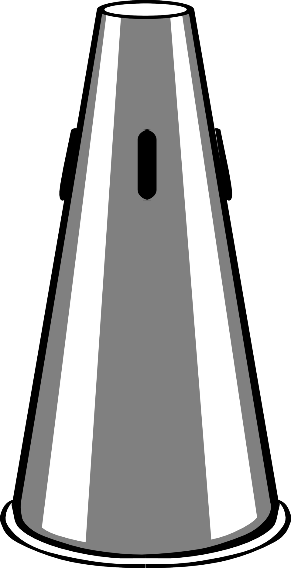 Trumpet Mute (Straight)