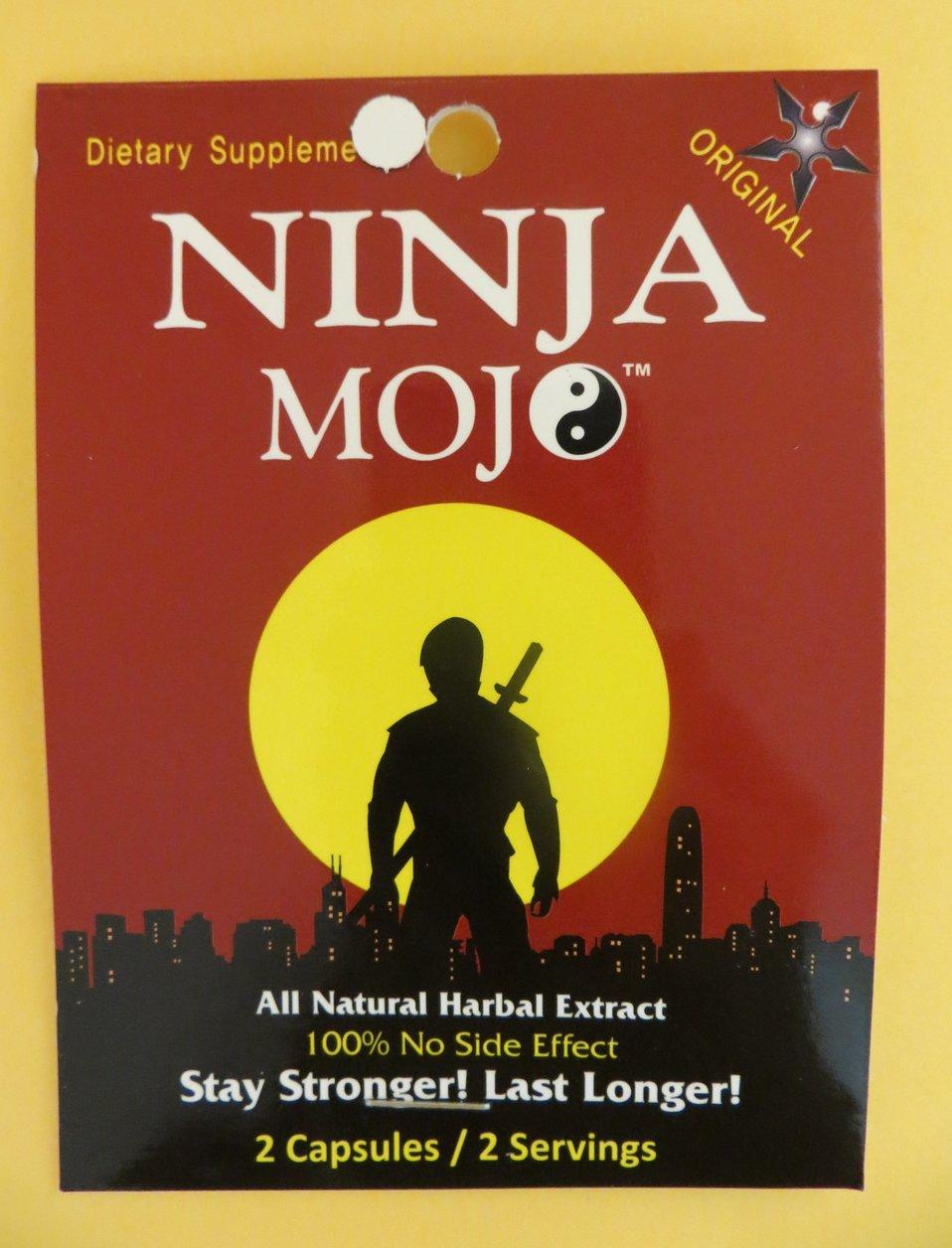 Ninja Mojo