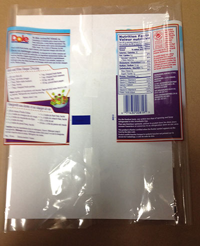 RECALLED – Variety of Bagged salads
