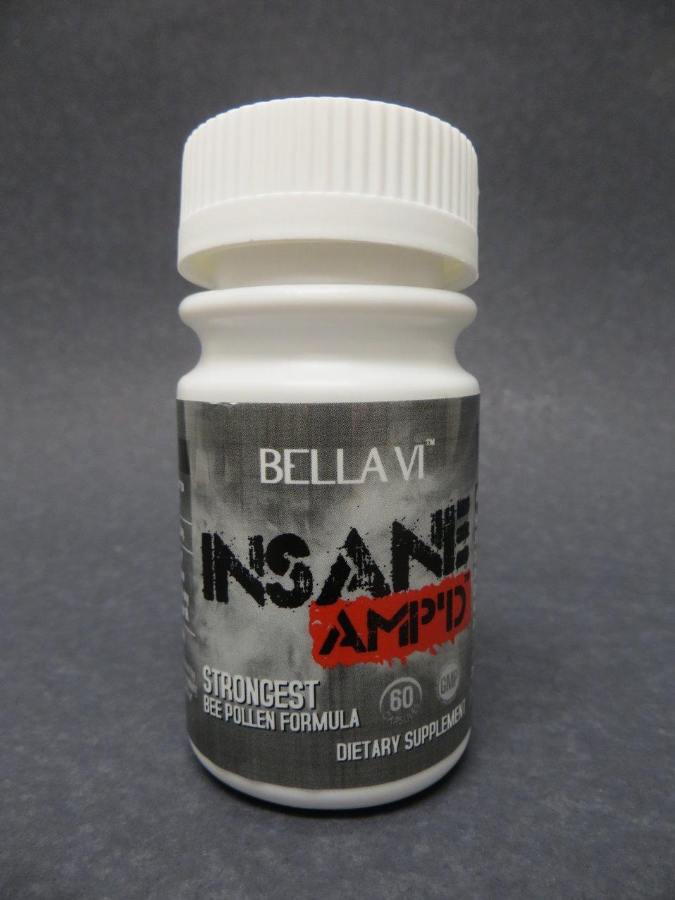 Insane Amp'd