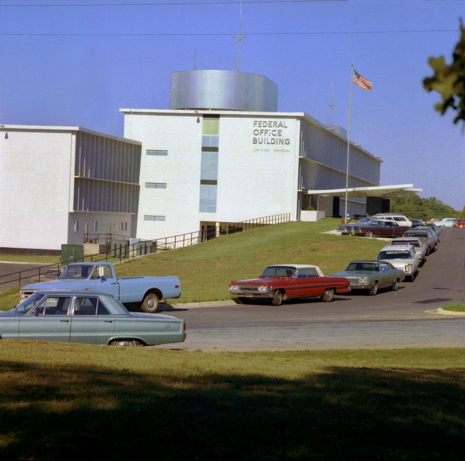 New Federal Office Building Oak Ridge