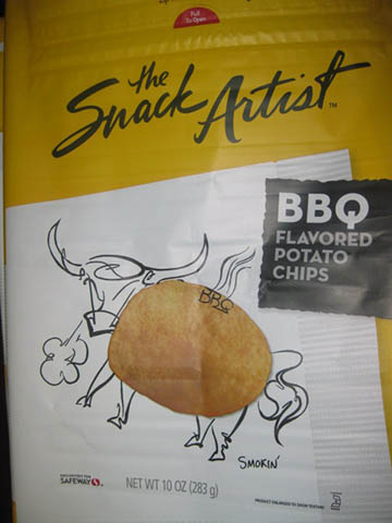 RECALLED – BBQ Potato Chips