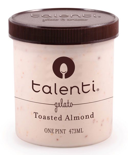 RECALLED - Toasted Almond Gelato