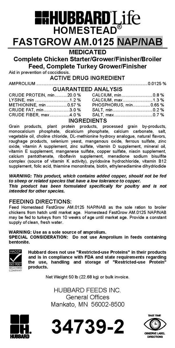 RECALLED – Poultry feed