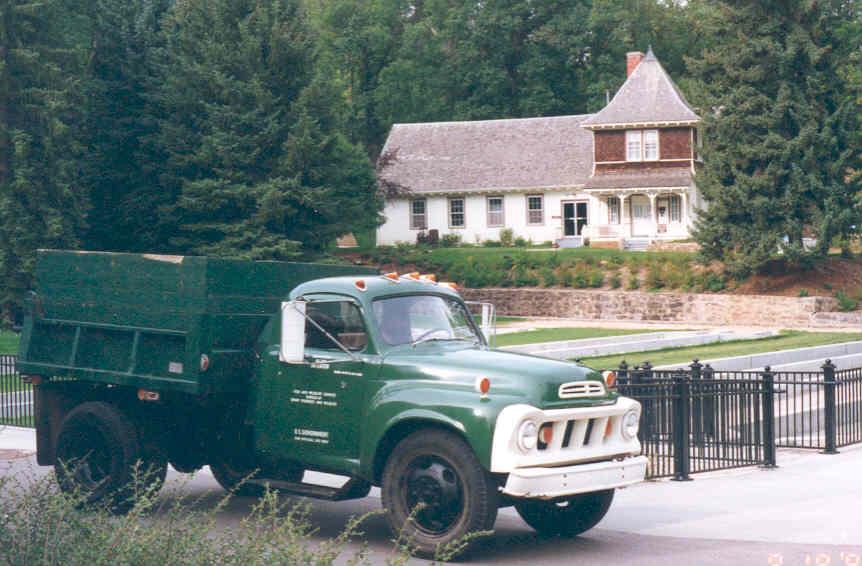 1963 Studebaker dump truck