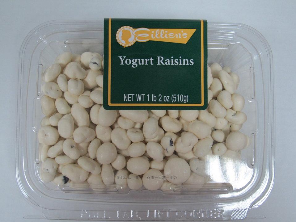 RECALLED - Yogurt Raisins and Granola Mix