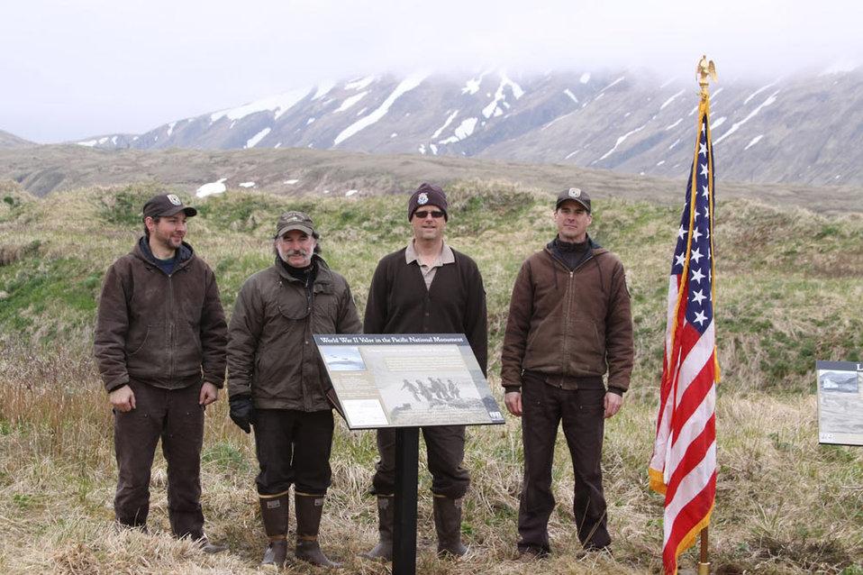 Alaska Maritime-Veterans