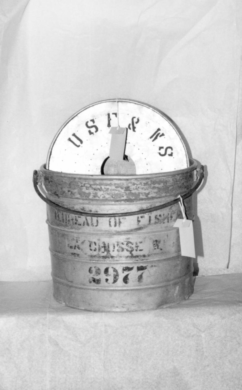 Fearnow pail #2977, LaCrosse
