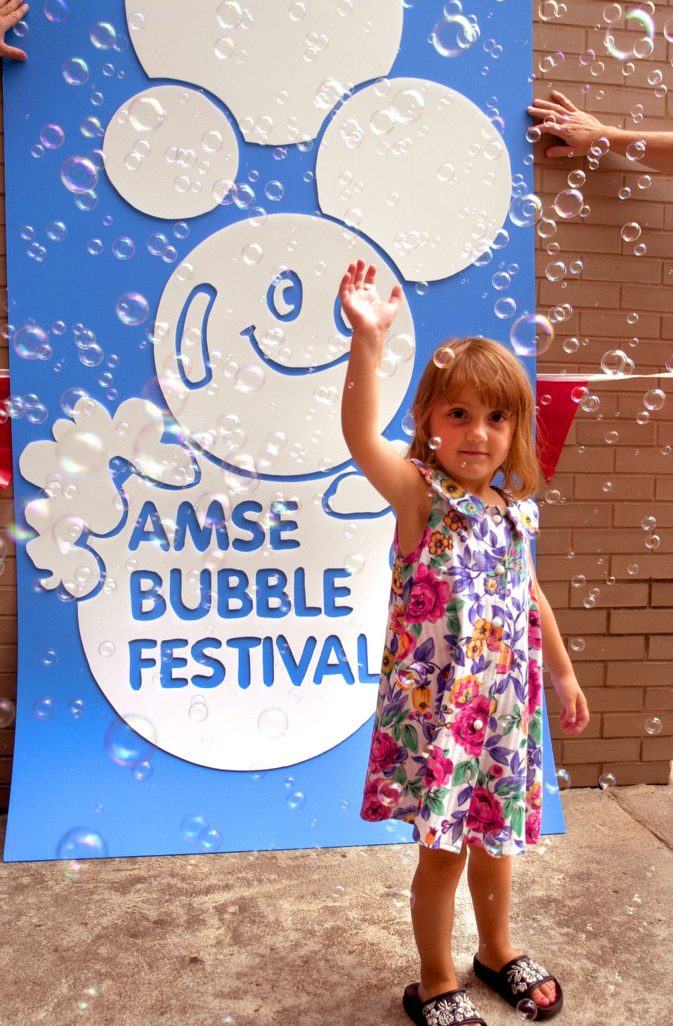 AMSE  American Museum of Science and Energy Bubble Festival Oak Ridge