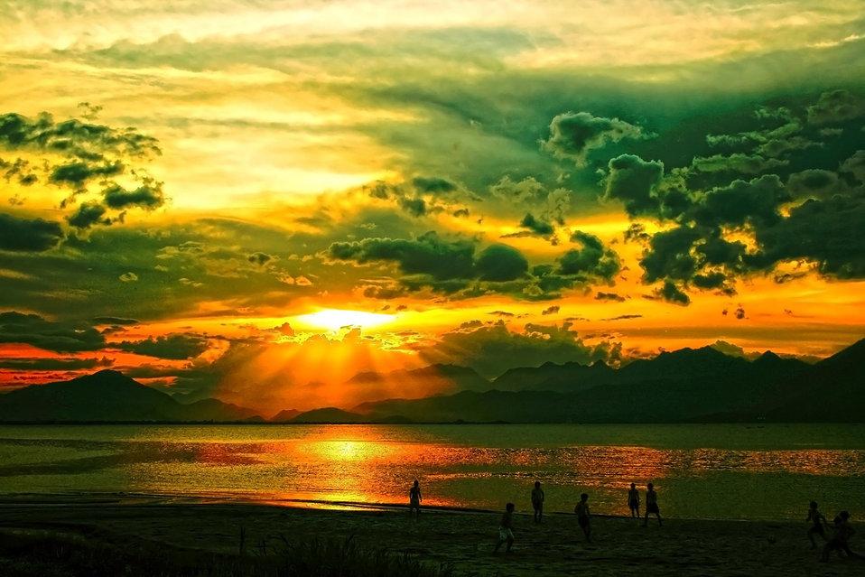 Sunset #11