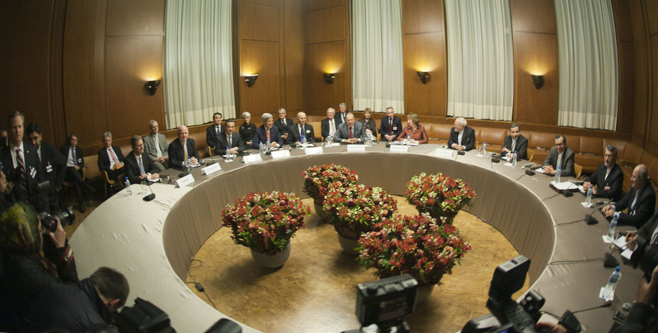 P5 1 Talks With Iran in Geneva, Switzerland
