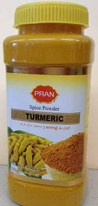 RECALLED – Powder turmeric