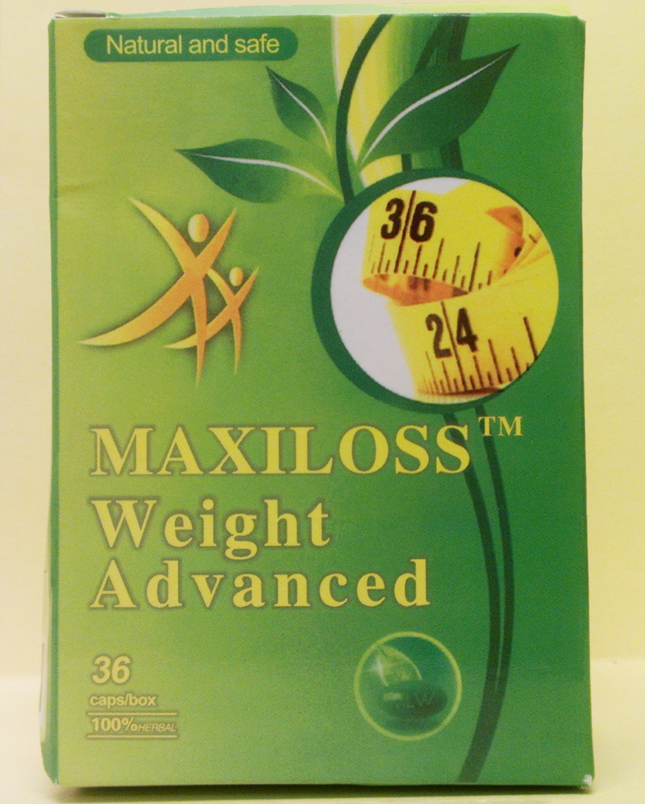 MAXILOSS Weight Advanced