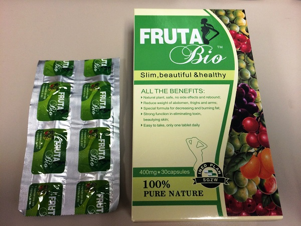 RECALLED - Reduce Weight Fruta Planta