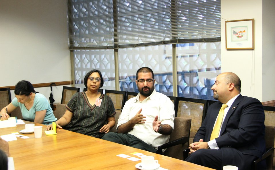 ADAS Keshap Participates in a Roundtable