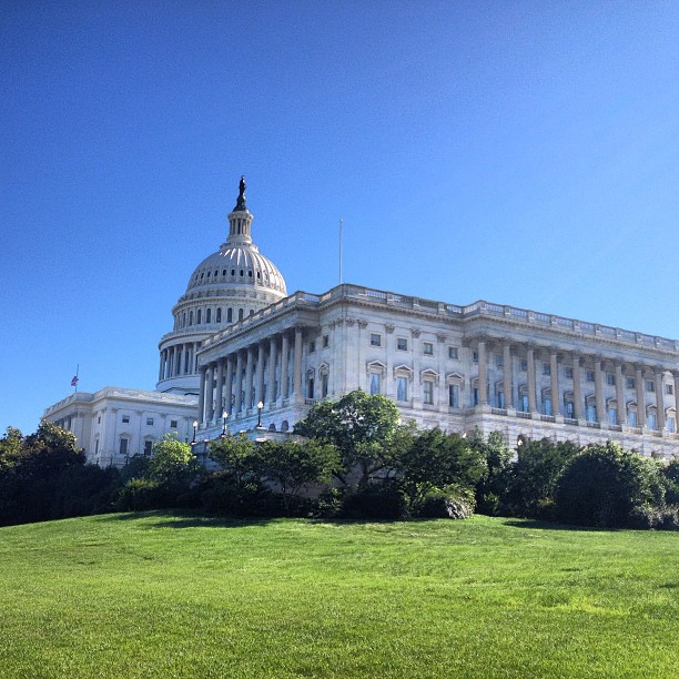 A perfect June morning in #DC to enjoy Capitol Grounds.